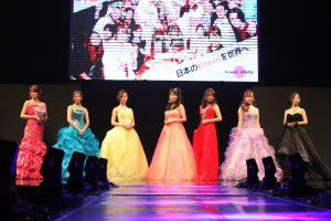 ファッションショー出演②
